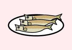 魚介のおかず