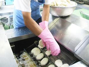 調理機械のチェック